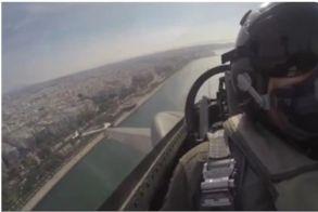 Συγκλονιστικός ο πιλότος του F-16 ΖΕΥΣ: «Το πιο λακωνικό και ηχηρό μήνυμα της παγκόσμιας ιστορίας αποτελείται από δύο συλλαβές, ΟΧΙ» (video)