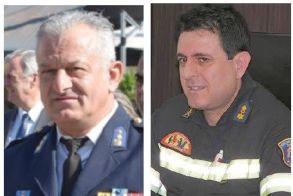 Πυροσβεστική: Παραμονή για τον Ν. Παλαμούτη, προαγωγή και μετάθεση για τον Αλ. Κουβακά