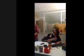 """Το """"αντίο"""" της Κατερίνας Ακριβοπούλου: """"Καλά μυαλά, καλή… κανονικότητα"""""""