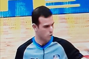 Πολύ καλός ο Παντελής Κοιμτζόγλου στον αγώνα μπάσκετ Περιστερίου- Λάρισας 82-78