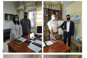 ΓΕΝΙΚΟ ΝΟΣΟΚΟΜΕΙΟ ΗΜΑΘΙΑΣ ΜΟΝΑΔΑ ΝΑΟΥΣΑΣ  - Ολοκληρώθηκε η πρόσληψη τεσσάρων ειδικευμένων γιατρών