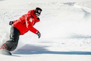 Τμήμα Snowboard στον ΕΟΣ Νάουσας! - Προπονητής του τμήματος ο Γιώργος Αλαφίνας