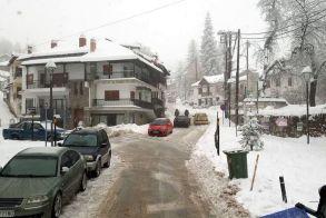 Ολοκληρώθηκε το πρόγραμμα αποχιονισμού του Δήμου Βέροιας