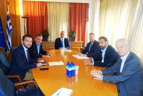 Συνάντηση ΥπΑΑΤ, Μ. Βορίδη με εκπροσώπους του ΣΕΠΥ:  Προτρέπουμε τους παραγωγούς  να χρησιμοποιούν πιστοποιημένο πολλαπλασιαστικό υλικό