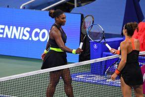"""US Open: Στο δρόμο της Σάκκαρη για τους """"8"""" η Σερένα Γουίλιαμς!"""