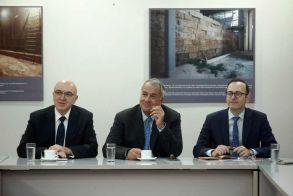 Σύσκεψη με φορείς του κλάδου γαλακτοκομίας είχε ο Υπουργός Αγρ. Ανάπτυξης Μάκης Βορίδης για την Οικονομική Διπλωματία