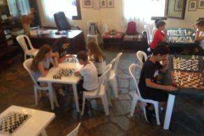 3ο Τουρνουά Σκάκι στο Ξερολίβαδο