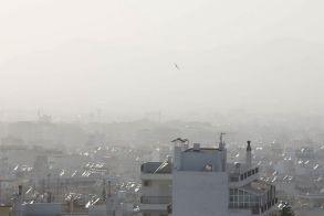 Αφρικανική σκόνη θα καλύψει την Ελλάδα τη Μεγάλη Εβδομάδα