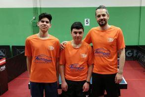 Πινγκ-Πονγκ: Με δύο νίκες και την 4η θέση τελείωσε το ομαδικό πρωτάθλημα ο Ο.Ε.Α.Β. στο Β' Τοπικό Βόρειας Ελλάδας