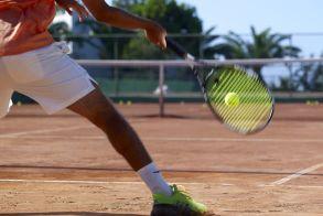 To τένις στην τελευταία θέση επικινδυνότητας μετάδοσης