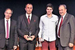 Η Ελληνική Ολυμπιακή Επιτροπή βράβευσε τους καλύτερους του 2018 - Βραβείο και στον Βεροιώτη κολυμβητή Σάββα Θώμογλου