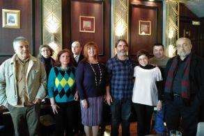 Αυλαία για την Λογοτεχνική Συντροφιά Νάουσας
