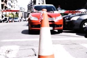 Προσωρινές κυκλοφοριακές ρυθμίσεις επί της οδού Κεντρικής στη Βέροια
