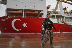 Απειλές Τουρκίας: «Προειδοποιεί με ένταση» αν η ΕΕ εμπλακεί στην Κυπριακή ΑΟΖ