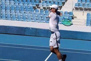 Ακαδημία Αντισφαίρισης Νάουσας: O Φίλιππος Σεραφείμ