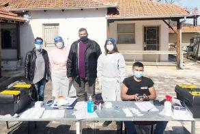 Μηδενικά κρούσματα στους Γεωργιανούς στα 97 rapid test της Παρασκευής