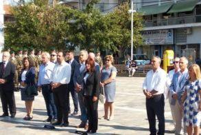 Τιμήθηκε η ημέρα Εθνικής Μνήμης της γενοκτονίας   των Ελλήνων της Μικράς Ασίας, στην Ημαθία