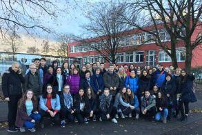 Επίσκεψη του 5ου ΓΕΛ Βέροιας στο Hamm της Γερμανίας με το πρόγραμμα Erasmus+
