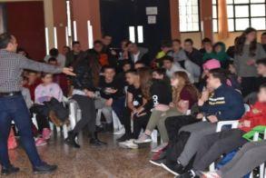 Υλοποίηση του προγράμματος του ΥΜΑΘ για την οργάνωση και την ενίσχυση νεανικών δράσεων από τον Μορφωτικό Σύλλογο Κοπανού «Η ΜΙΕΖΑ»