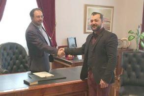 Ορκίστηκε νέος   Δημοτικός Σύμβουλος Βέροιας ο Ηλίας Γραμματικόπουλος