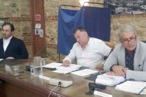 Ο Νίκος Μωυσιάδης,   νέος πρόεδρος στο δημοτικό συμβούλιο Βέροιας
