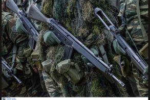 Αυξάνεται ο αριθμός των ΕΣΣο για τον στρατό ξηράς