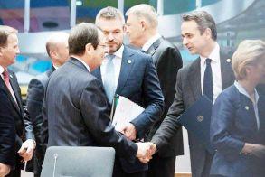 Σύνοδος Κορυφής στις Βρυξέλλες: Στήριξη σε Ελλάδα και Κύπρο  από το Ευρωπαϊκό Συμβούλιο, απέναντι στις τουρκικές ενέργειες