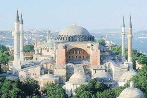 Την μετατροπή   της Αγίας Σοφίας σε τζαμί ονειρεύεται ο Ερντογάν  - Σειρά αντιδράσεων από Βαρθολομαίο, ιστορικούς και ΥΠ.ΠΟ