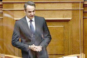 Επιπρόσθετα μέτρα στήριξης των επιχειρήσεων, ύψους περίπου 3,5 δισ. ευρώ, ανακοίνωσε   ο πρωθυπουργός χθες στη Βουλή