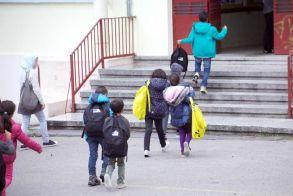 Ξεκίνησαν μαθήματα και τα 15 προσφυγόπουλα  της Αγίας Βαρβάρας Βέροιας