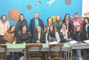 Από την Αντιδημαρχία Παδείας   και την Κοινότητα Νάουσας  Εθελοντικό πρόγραμμα για την αντιμετώπιση αναγνωστικών δυσκολιών σε μαθητές