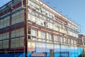 Εργασίες βελτίωσης   και αναβάθμισης   των σχολικών   μονάδων στη Νάουσα
