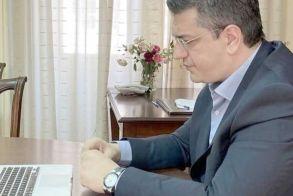 Τακτική συνεδρίαση με τηλεδιάσκεψη του Περιφερειακού Συμβουλίου Κεντρικής Μακεδονίας