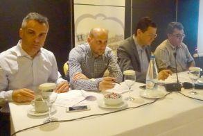 Εκλέχθηκε το νέο Διοικητικό Συμβούλιο της Πανελλήνιας Ένωσης Εκκοκκιστών   και Εξαγωγέων Βάμβακος