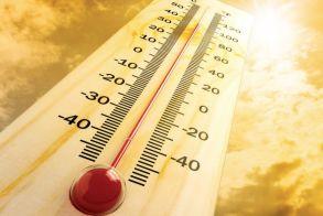 40άρι θα χτυπήσει από αύριο το θερμόμετρο