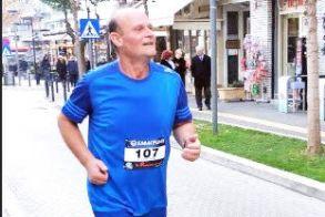 Έτρεξε στον Φιλίππειο,  και… ζεσταίνεται  για το τρέξιμο των εκλογών
