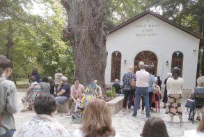 Την προστάτιδα του Σωματείου τους Αγία Κυριακή τίμησε η Αδελφότητα Κυριών Νάουσας