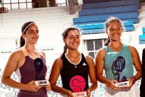 Τεράστια διάκριση για το ημαθιώτικο τένις  στο Πανελλήνιο Πρωτάθλημα στο ΟΑΚΑ - 3η θέση στα μονά για την Λένη Λαζαρίδου