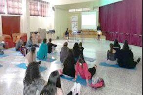 Επιτυχημένο βιωματικό   σεμινάριο για τη διαχείριση άγχους από το Κέντρο   Κοινότητας Δήμου Αλεξάνδρειας με το Παράρτημα Ρομά