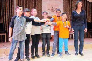 Το 11ο Ομαδικό Σχολικό Πρωτάθλημα Σκάκι ΚΔ. Μακεδονίας 2018