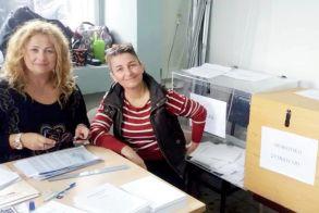 Πώς ψήφισαν χθες οι εργαζόμενοι  στο Νοσοκομείο Βέροιας