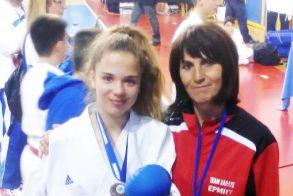 2 Χάλκινα μετάλλια για τον Γ.Α.Σ. καράτε ΕΡΜΗΣ στο πανελλήνιο πρωτάθλημα καράτε στη Λαμία