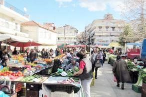 Δήμος Βέροιας: Νέες ρυθμίσεις για την λειτουργία των λαϊκών αγορών λόγω κορωνοϊού covid 19
