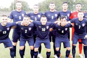 Ελπίδα Σκουτάρεως (Βέροια) - ΑΣ Γιαννιτσά διαιτητής ο κ. Μπούτσικος (Μακεδονίας)