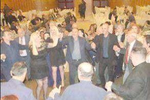 Με πολύ κέφι ο χορός του Συλλόγου Βλάχων Βέροιας