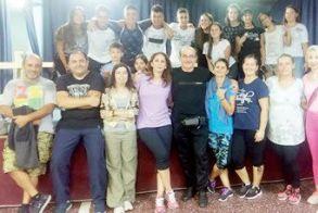 Με τους μικρασιάτες ο Παύλος Κοντογιαννίδης  το περασμένο σαββατόβραδο!