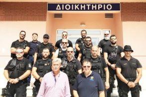 Εκπαίδευση ειδικών ομάδων της Κεντρικής Μακεδονίας, με πρωτοβουλία της Ένωσης Αστυνομικών Ημαθίας
