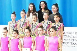 Συγχαρητήριο Δημάρχου Βέροιας σε αθλήτριες του Α.Ο. Αλέξανδρος Βέροιας