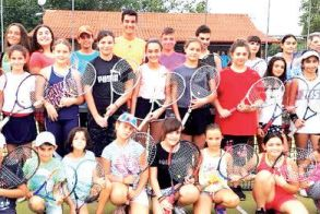 SARANTOVRISES TENIS ACADEMY-3ο ΠΑΝΕΛΛΗΝΙΟ ΠΡΩΤΑΘΛΗΜΑ Ε1  Ανέβασε ψηλά τον πήχυ  στο Βεροιώτικο Τένις