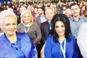 Ημαθιώτικες γαλάζιες παρουσίες στο Συνέδριο της Ν.Δ.